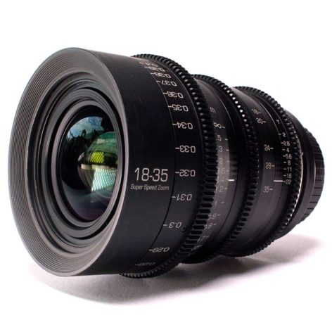 18-35mm Sigma Art Lens