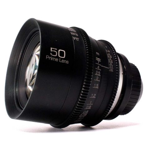50mm Sigma Art Prime Lens